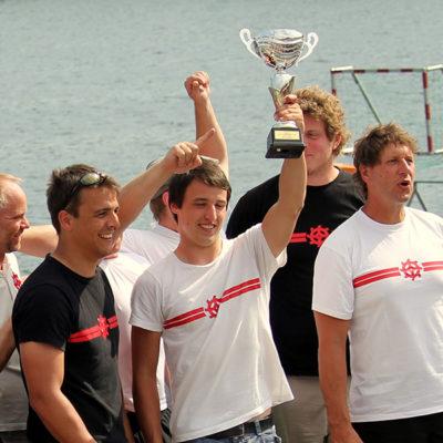 Sieger Intern. Deutschlandcup - Herren LK-2