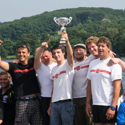 Sieger Intern. Deutschland-Cup 2014 - Herren LK2