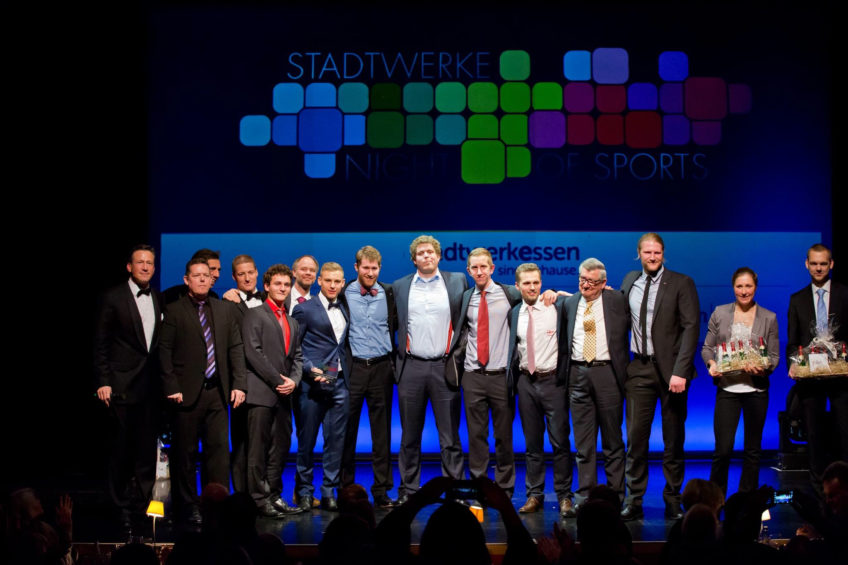Stadtwerke Night of Sports 2014 – Mannschaft des Jahres