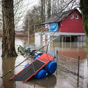 Ruhr-Hochwasser Dezember 2015