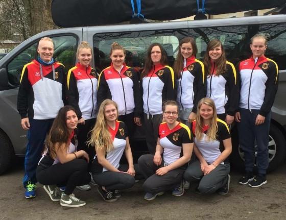Nationalkader-Training U21 Damen
