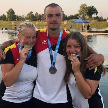 Drei Weltmeister – Ein Vize-Weltmeister
